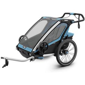 Thule Chariot Sport 2 Remorque vélo, thule blue/black